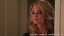 : Wicked - Jessica Drake makes her step son cum