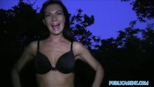 PublicAgent Fit babe sucks and fucks