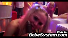 Crazy Drunk Girls Orgy Party 1