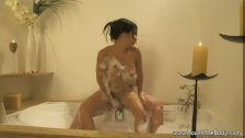 Soapy Massage Always A Good Idea
