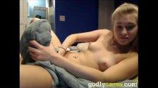 Young Teen Fucked on Webcam