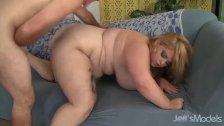 Chubby Blonde Sasha Juggs Hardcore fuck