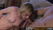 HDVPass Jules Sterling Throats and Fucks Her