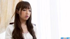 Sensual posing by amateur Japanese girlAnri