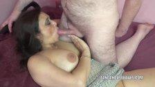 Alesia Pleasure takes a cock in her mature tw