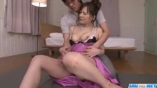 Ichika Asagiri hot wife fucked by several m