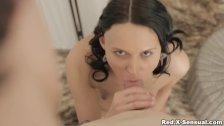 Teens love sensual ero action