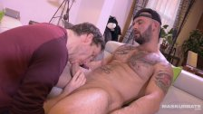 Maskurbate Manuel Deboxer Enjoying A Yummy BJ