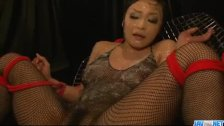 Demolishing anal stimulation for Yuu Haruka