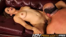 Hot Sabrina Taylor Ripped By Old Cock