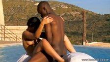 Black Couple Sex Fantasy