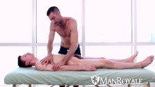 Scottie McWilliams Gets Pounded After massage