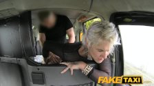 : FakeTaxi Tattooed lady loves dirty anal