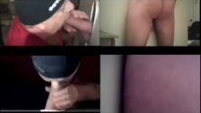 Super Thick Cut Cock In My Gloryhole 4 Ways