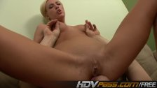 Skinny Victoria White Rammed By Big Cock