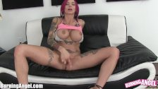 Anna Bell Peaks SQUIRTS Over and Over POV