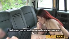 FakeTaxi Back seat porn model is sex fantasy