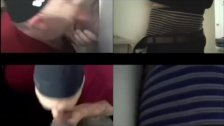 Short Thick Uncut Cock Cum In My Gloryhole 4