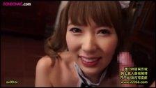 Yui cosplay sexy housemaid 3