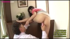 cheating wife fucked with husband boss 5