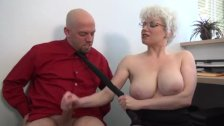 Punishment Handjob