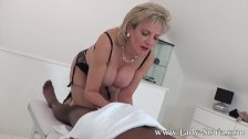 - Lady Sonia black guy m...
