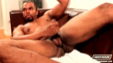 Next Door Ebony Solo Boxer And His Huge Membe