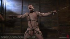 New Dom Treats His Slave Badly