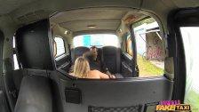 Femalefaketaxi Dirty Driver Gargles Cop Cum