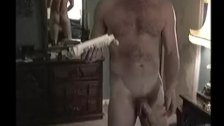Shy Amateur Mature Man Bob Beats Off