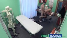 FakeHospital Sexy nurse wants a quick fuck