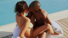 African Ebony Love Affair
