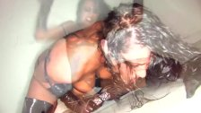 Super dirty Charley Chase roughs herself up