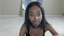 Cute black teen KittiCakes