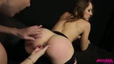 Remy Lacroix taking a strapon hard from Dana