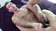 GayCastings - Incredibly Hairy Twink Fucked