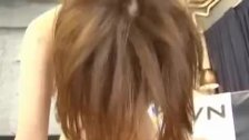 Reimi Fujikura creamed on her shaved twat