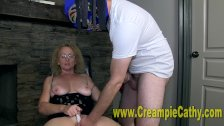 Cougar Gets A Creampie - duration 12:36