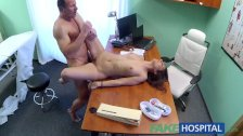 FakeHospital Spanish patient gets creampied