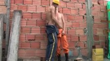 Latino Construction Workers Barebacking