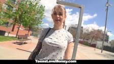TeensLoveMoney - Teen Will Fuck For Money
