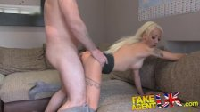 FakeAgentUK Petite blonde UK escort