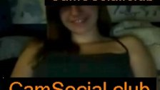 Horny Turkish Little Girl on CamSocial.club