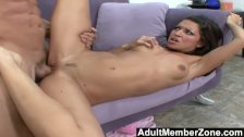 AdultMemberZone  Beautiful Babe Takes on a