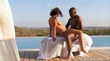 African Couple Sex Fantasy