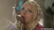 Blonde Fellucia Finest Blowjob Ever