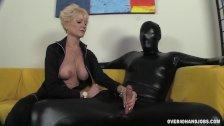Granny dominates her s... video