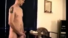 Straight Boy Axel Cums Twice