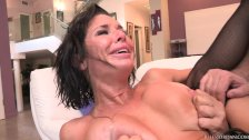 Veronica Avluv Two Dicks Anal
