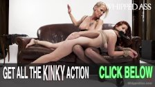 Mistress Bella's New Submissive Lesbian Sex Toy